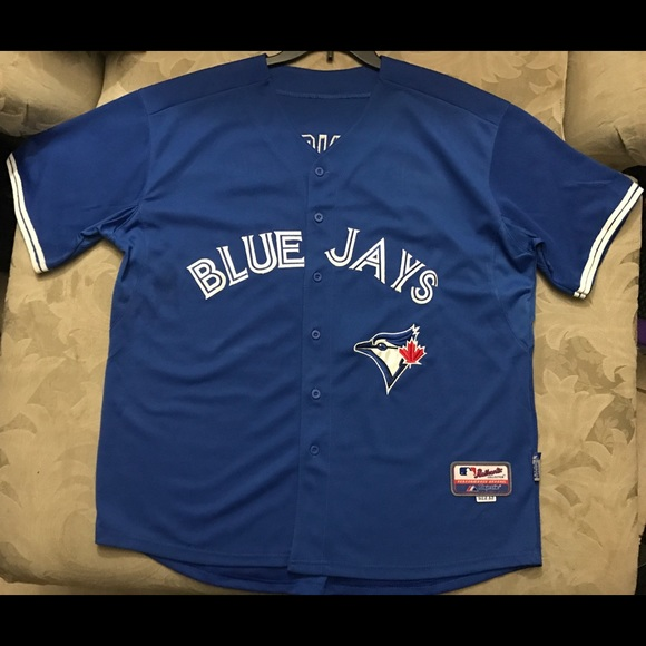 reputable site 6ad8b e420a Blue Jays Baseball Jersey